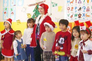 クラス内「クリスマスパーティー」のお知らせ