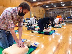 救命救急講習を受けてきました